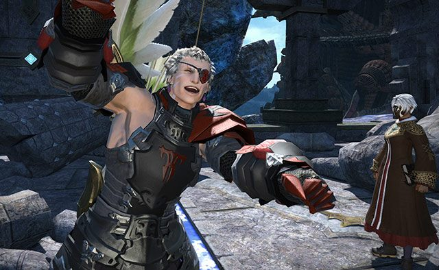 Final Fantasy XIV PS4 Beta 2 FAQ – PlayStation Blog