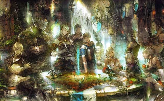 Final Fantasy XIV: Upgrade From PS3 to PS4 – PlayStation Blog