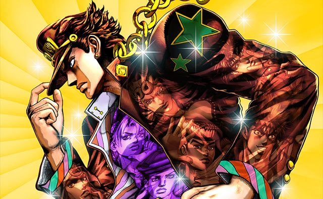 JoJo's Bizarre Adventure: All-Star Battle Out Today on PS3