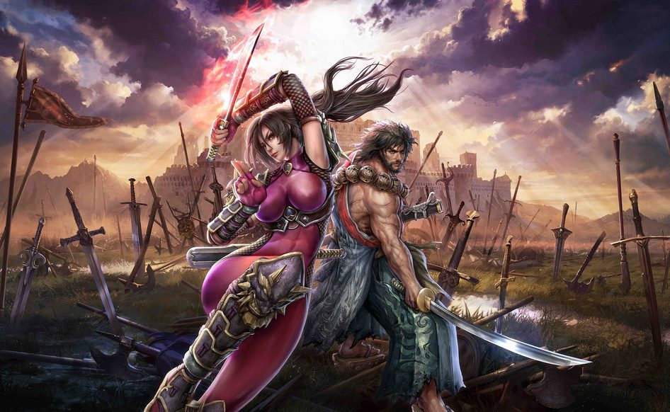 Soulcalibur: Lost Swords Out Today on PS3