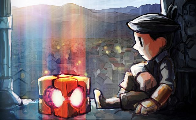 The Art of Teslagrad on PS3, PS Vita