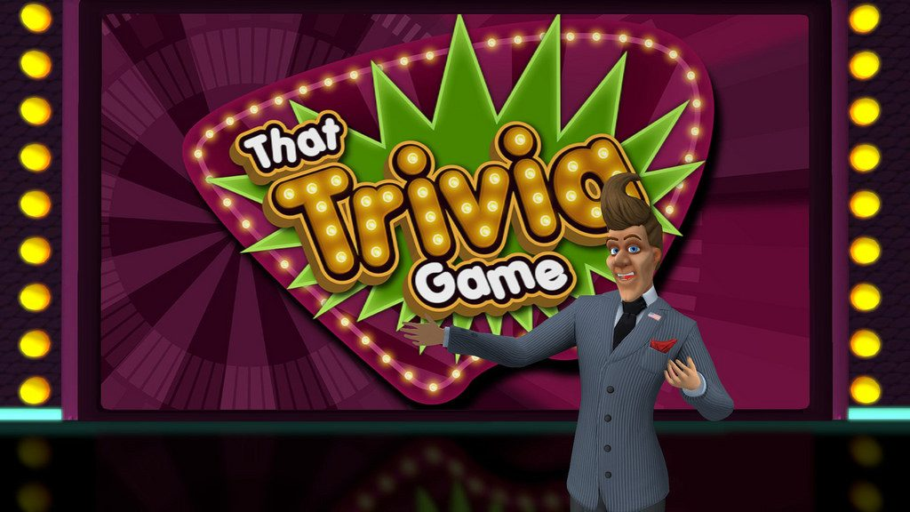 That Trivia Game Out Now on PS4