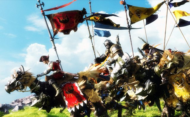 How To Get Rich in Final Fantasy XIV: A Realm Reborn – PlayStation Blog