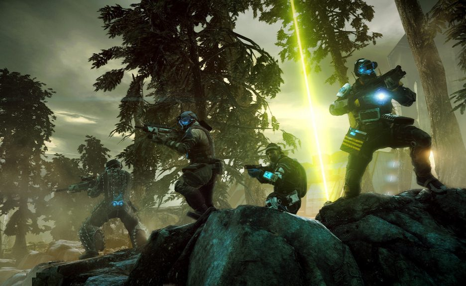 Killzone Shadow Fall Gets Online Co-op with Intercept Expansion
