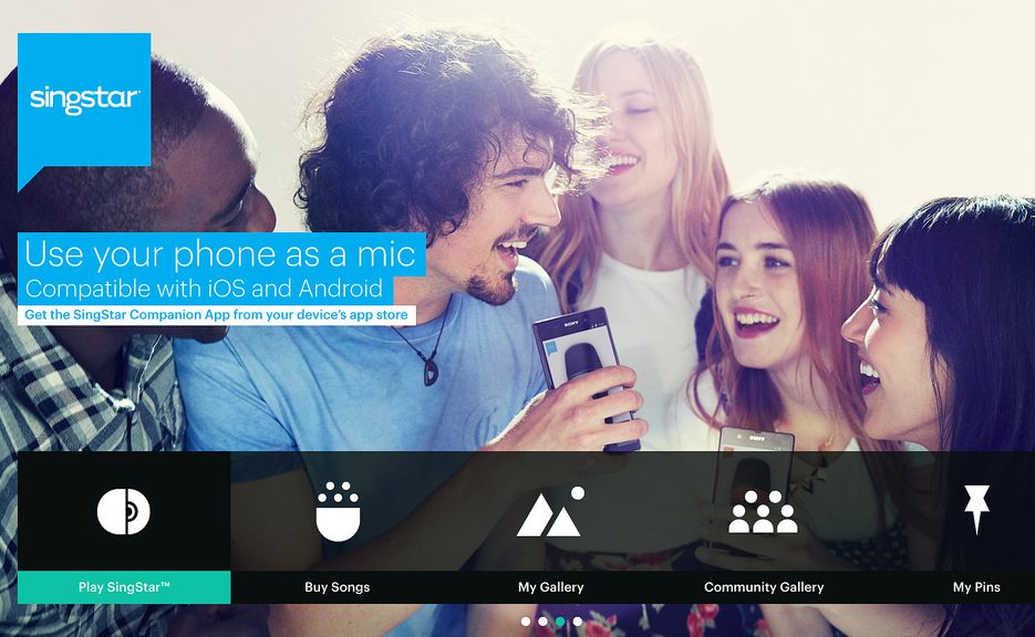 SingStar Coming to PS4 Alongside Free Companion App This Year