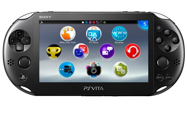 New Slimmer, Lighter PS Vita Model Out Today