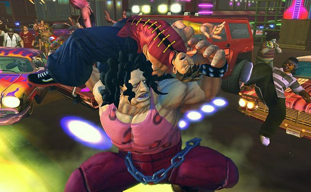 Balancing Ultra Street Fighter IV