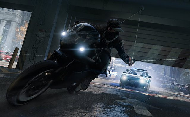 See Watch_Dogs Live on Twitch at 10:00 AM Pacific