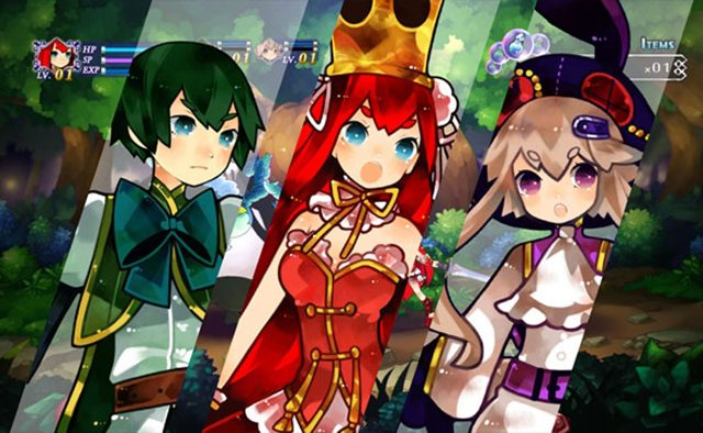 Battle Princess of Arcadias Out Today on PS3