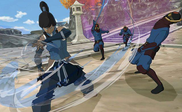 The Legend of Korra on PS4: PlatinumGames Joins the Avatar