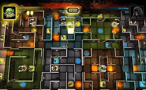 Dungeon Twister Brings Board Game to PSN Tuesday