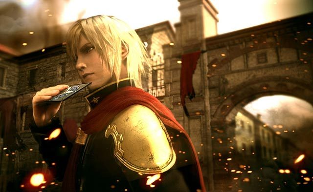 Final Fantasy Type-0 HD Coming to PS4