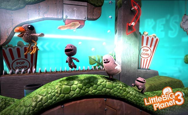 A Closer Look at LittleBigPlanet 3's New Characters