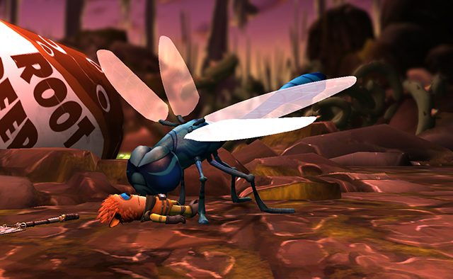 Flyhunter Origins Buzzes Onto PS Vita Soon
