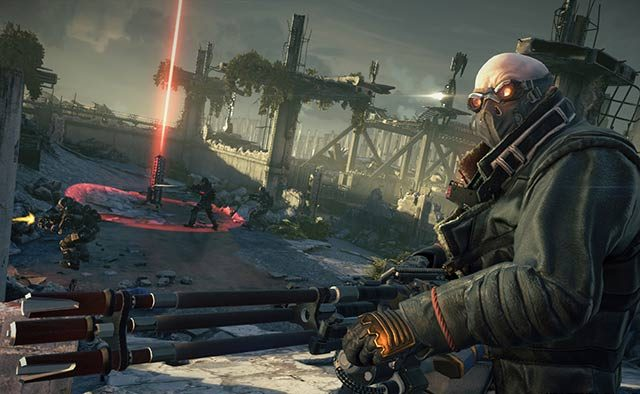 Killzone Shadow Fall Intercept Expansion Out Today on PS4