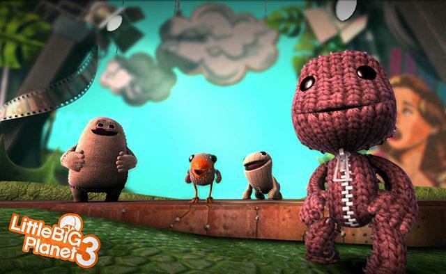 PlayStation Blogcast 129: LittleBig Toggle