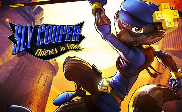 PlayStation Plus: Sly Cooper: Thieves in Time Free for Members