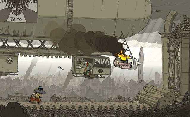 Valiant Hearts: The Great War Out Today on PS4, PS3