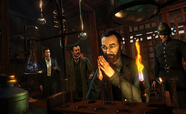 4 Things You Need to Know About Sherlock Holmes on PS4