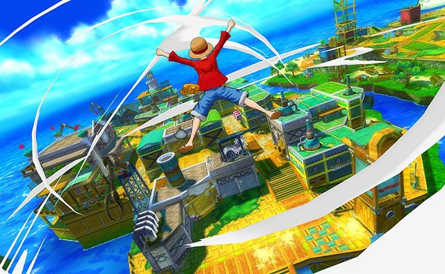 One Piece Unlimited World Red Out Today on PS3