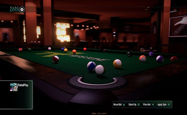 Pure Pool Coming to PS4 Today