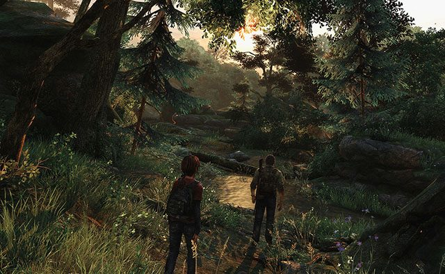 Hands on: The Last of Us Remastered