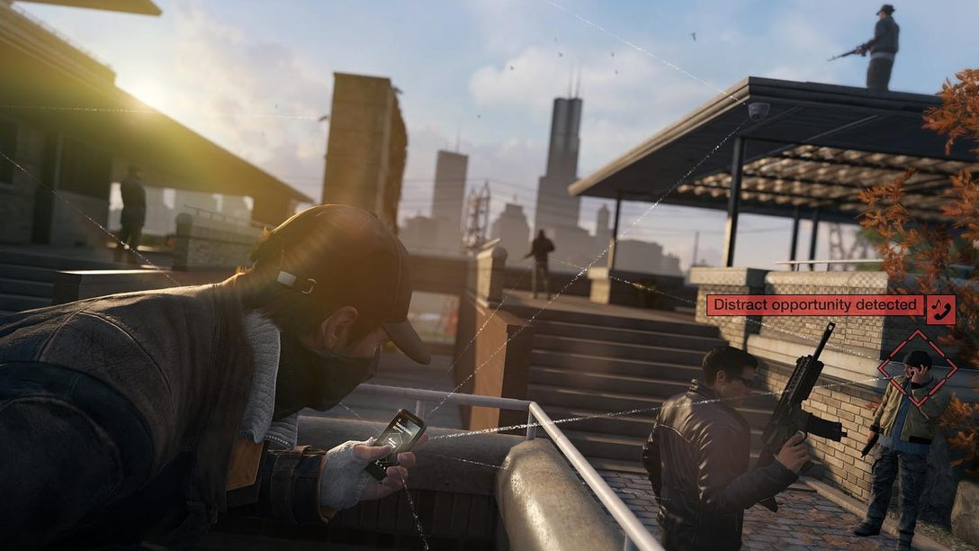 New Watch_Dogs DLC Packs Out Today on PS4, PS3