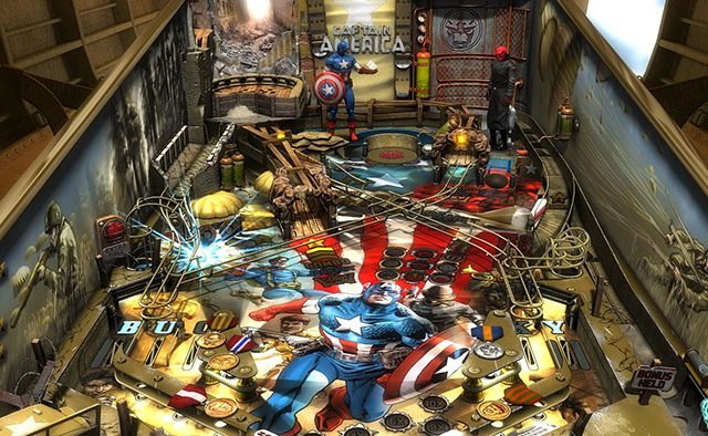 Zen Pinball 2 Gets Huge Table Update on PS4 Starting July 15th