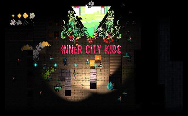 Inner City Kids Coming to PS Vita Next Spring