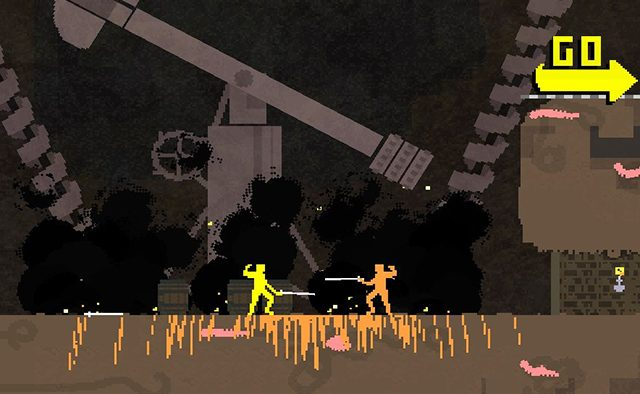 Nidhogg Coming to PS Vita: Cross-Buy, Online Play, and More