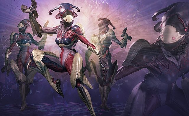 New Warframe PS4 Update Out Today: UI, Pets, and Player Ships