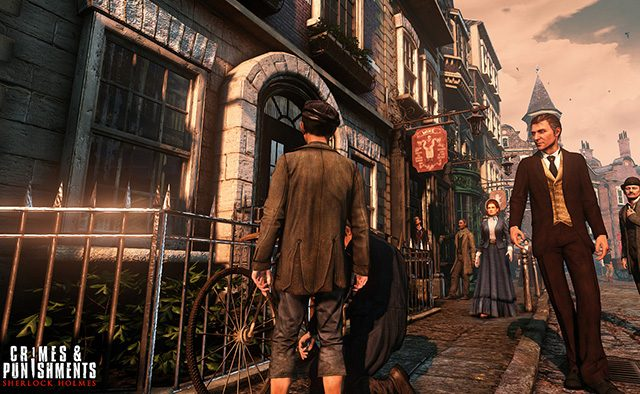 Sherlock Holmes Launch Trailer Shows Detective's Famous Skills