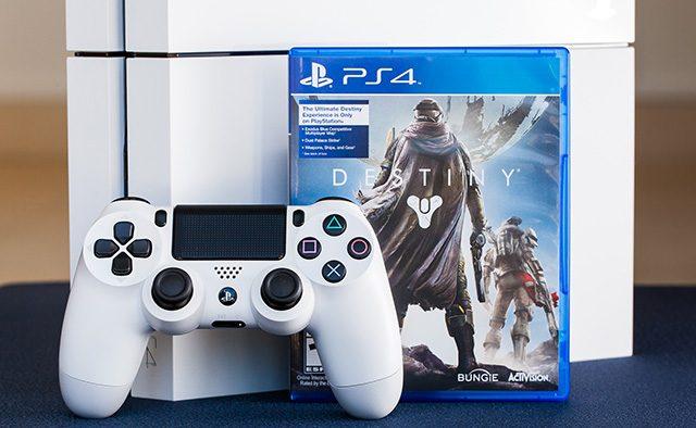 Destiny: PS4's Biggest Software Launch Yet