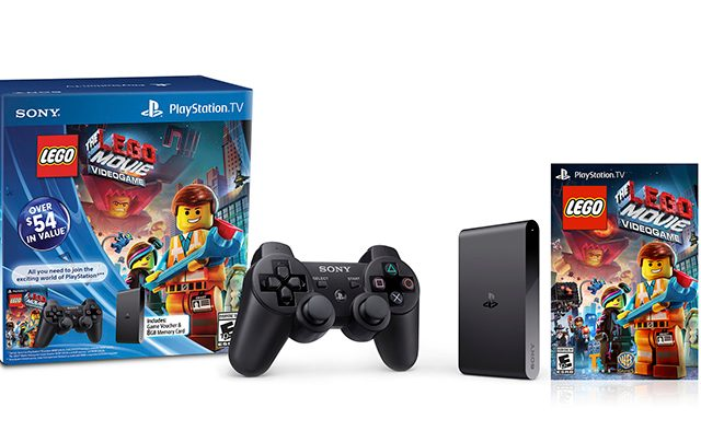 PlayStation TV: Nearly 700 Games to Play Starting October 14th