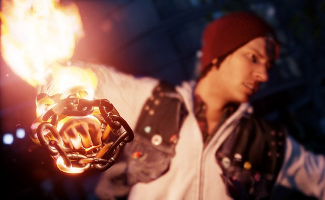 infamous second son coles legacy code generator