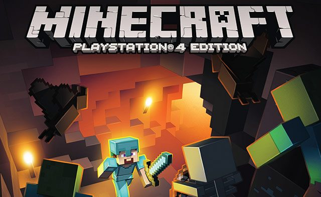 Minecraft PS4 Edition Coming to US Tomorrow – PlayStation Blog