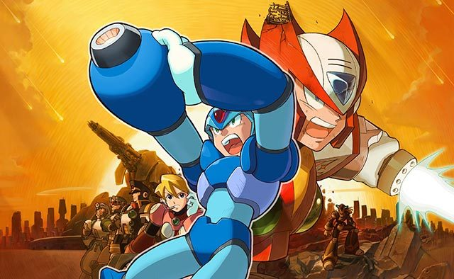 Mega Man X5 Out Now on PlayStation Store