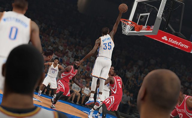 Be a Pro Player in NBA 2K15 on PS4