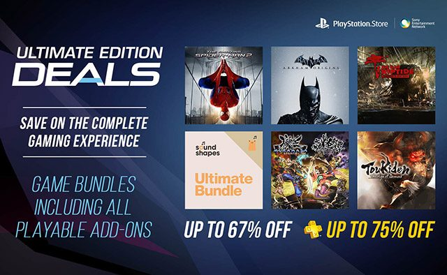 Ultimate Deals on Ultimate Editions: 6 New Ultimate Editions