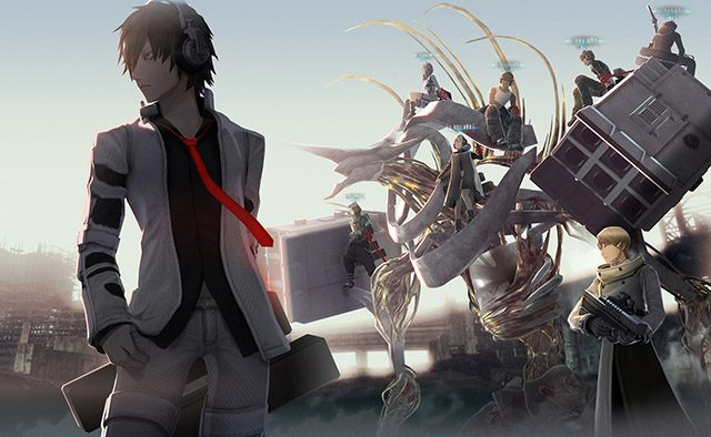 Freedom Wars Out Today on PS Vita