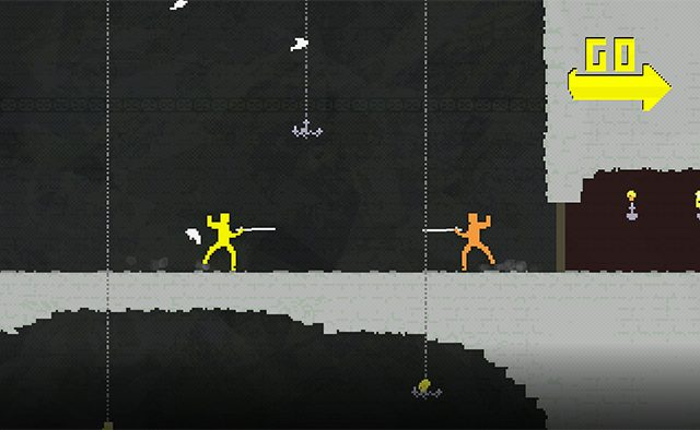 Nidhogg Out Today on PS4, Vita, PSTV