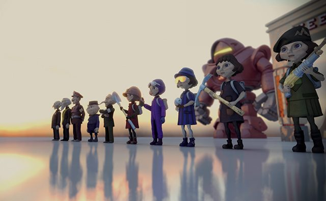 The Tomorrow Children: 3 Ways to Create Striking PS4 Visuals