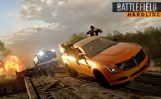Battlefield Hardline and EA Sports Coming to PS Experience