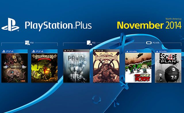 PS Plus: November's Free Game Lineup – PlayStation Blog