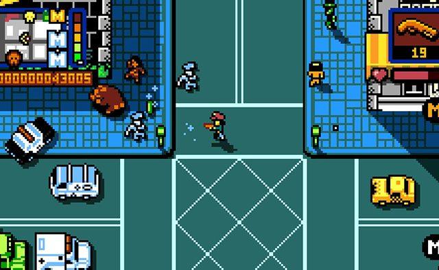 Retro City Rampage: DX Coming to PS4, PS3, PS Vita November 11th