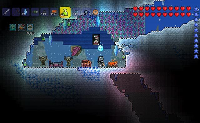 Terraria Comes to PS4 Tuesday: Bigger World, New Items, Cross-Play