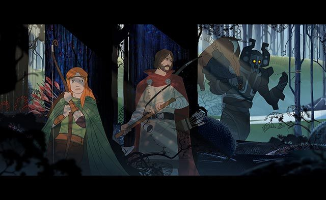 The Banner Saga, Toren, Kyn, Armikrog Coming to PlayStation