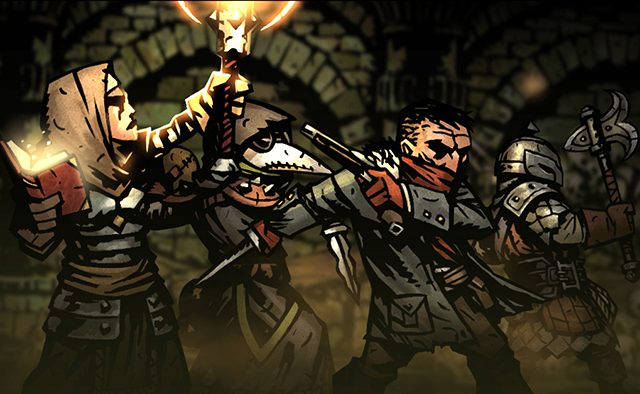 Madness Awaits You…In the Darkest Dungeon