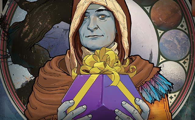 Happy Holidays From Bungie