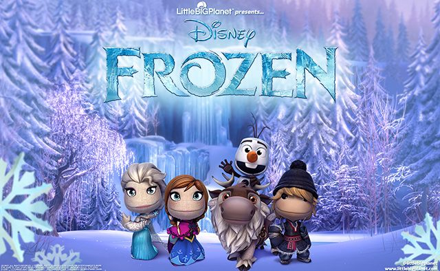 Frozen Comes to LittleBigPlanet: Elsa, Anna, Olaf and More